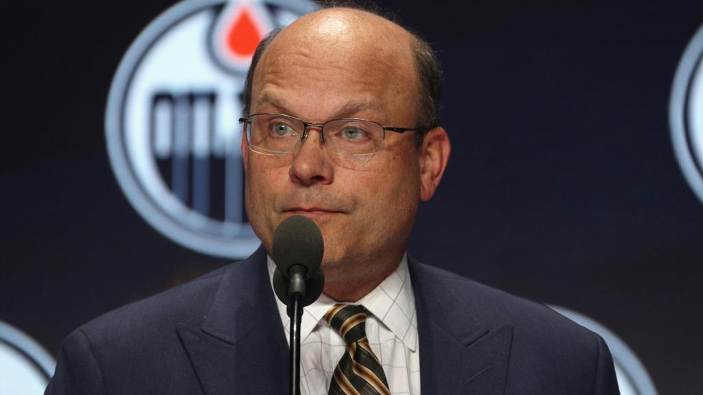 Expectations One Of 'biggest Challenges' For Oilers GM Says