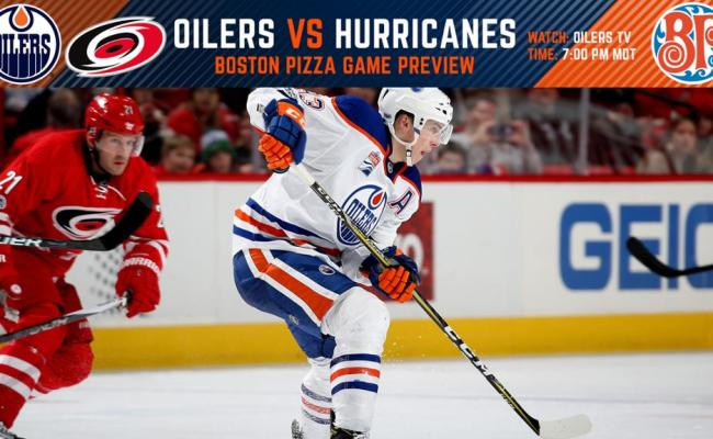 Preview Oilers Vs Hurricanes Nhl