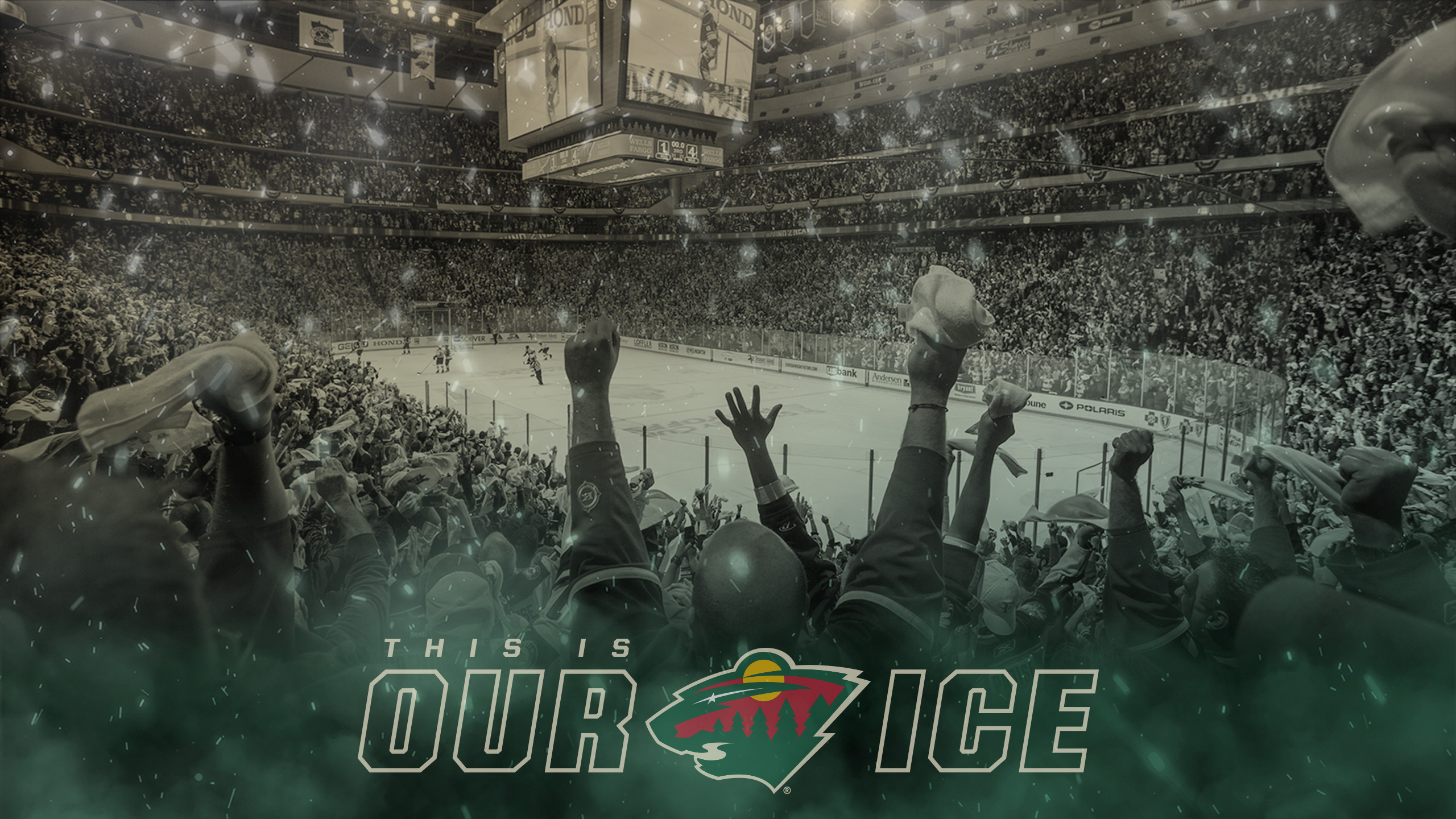 2560 X 1440 Wallpaper Hockey