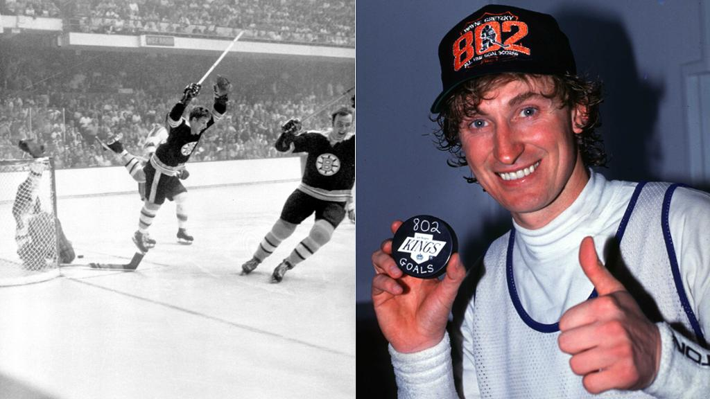 Fans To Select NHL's Greatest Moment From Past 100 Years