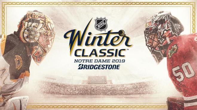 Image result for nhl winter classic 2019