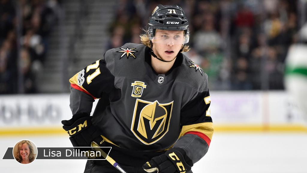 Karlsson Emerges As No 1 Center For Golden Knights