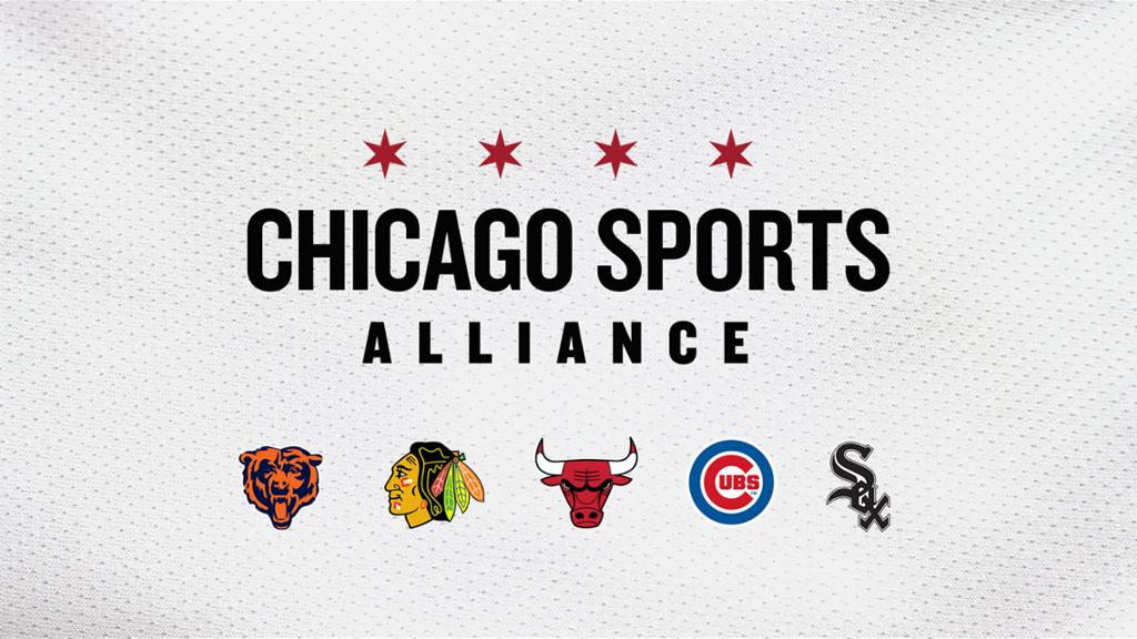 five chicago sports franchises