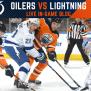Live Blog Oilers Vs Lightning Nhl