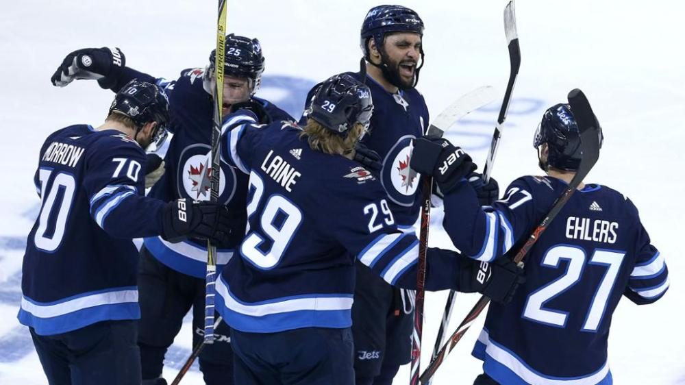 Jets top Wild in Game 1 for first playoff win in franchise history