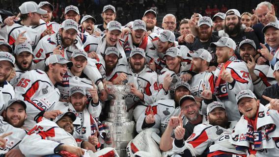Golden Knights vs Capitals | 2018 Stanley Cup | NHL.com