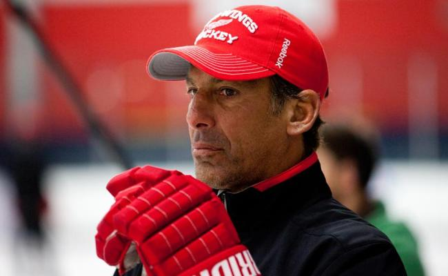 A Statement From Chris Chelios Nhl