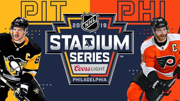 Image result for 2019 Coors Light NHL Stadium Series