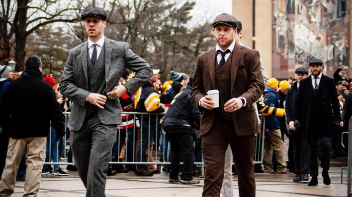"""Image result for boston bruins winter classic peaky blinders"""""""