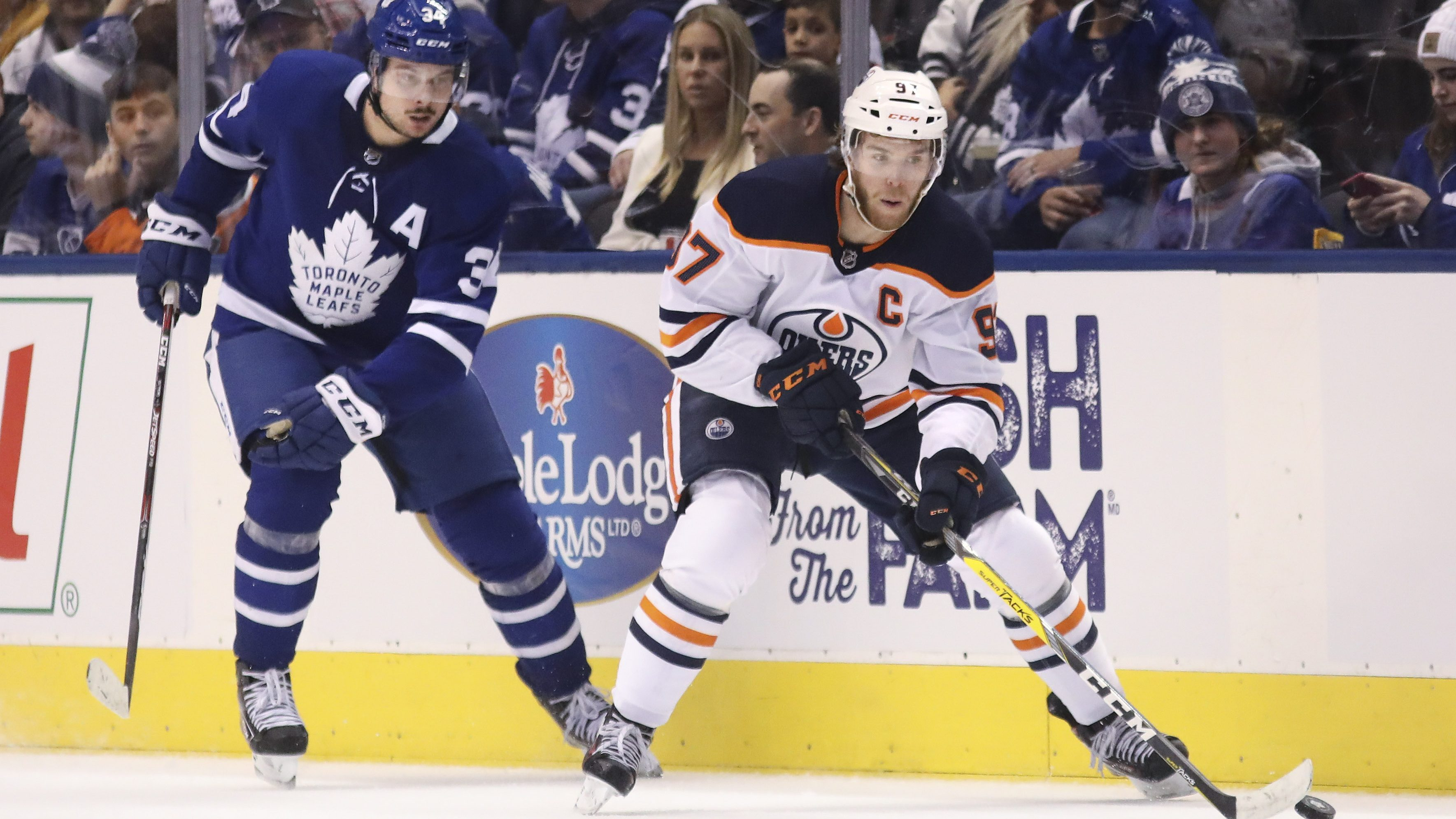 Oilers-Maple Leafs stream: How to watch Wednesday Night Hockey