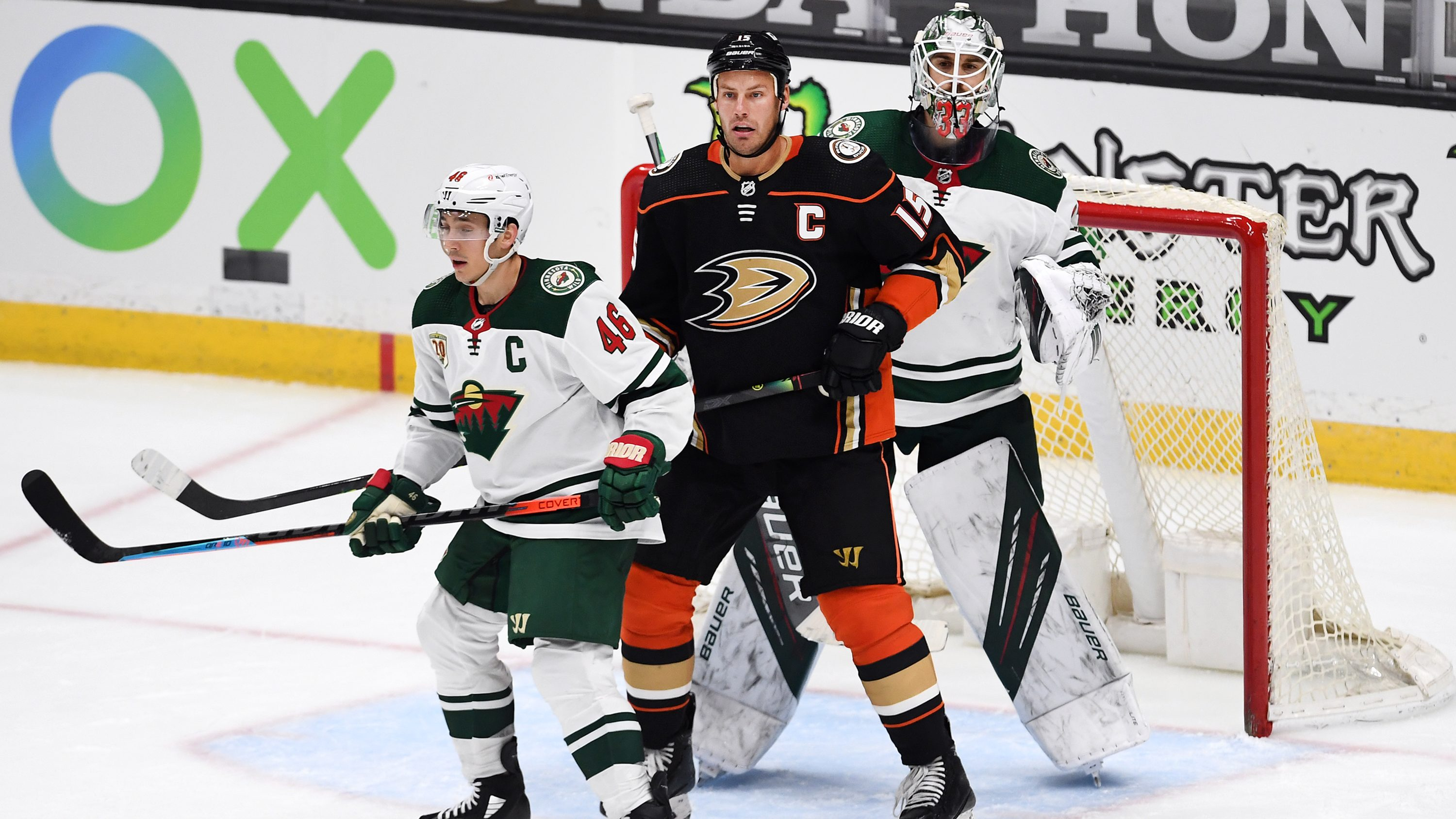 Ducks-Wild stream: NHL on NBCSN's Wednesday matchup