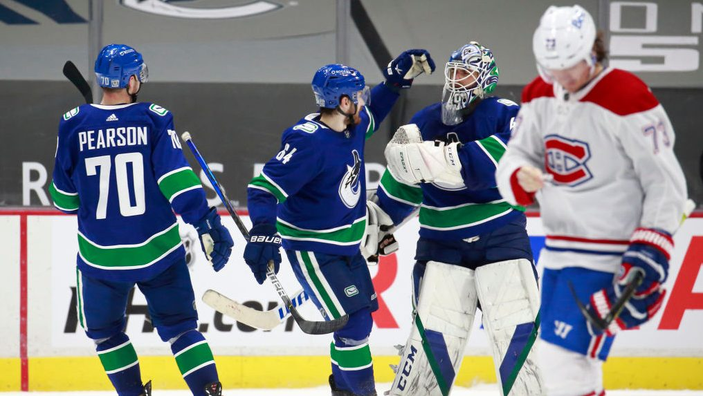 The Buzzer: Canucks survive Tyler Toffoli hat trick; Golden Knights stay hot