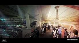 inside concourse