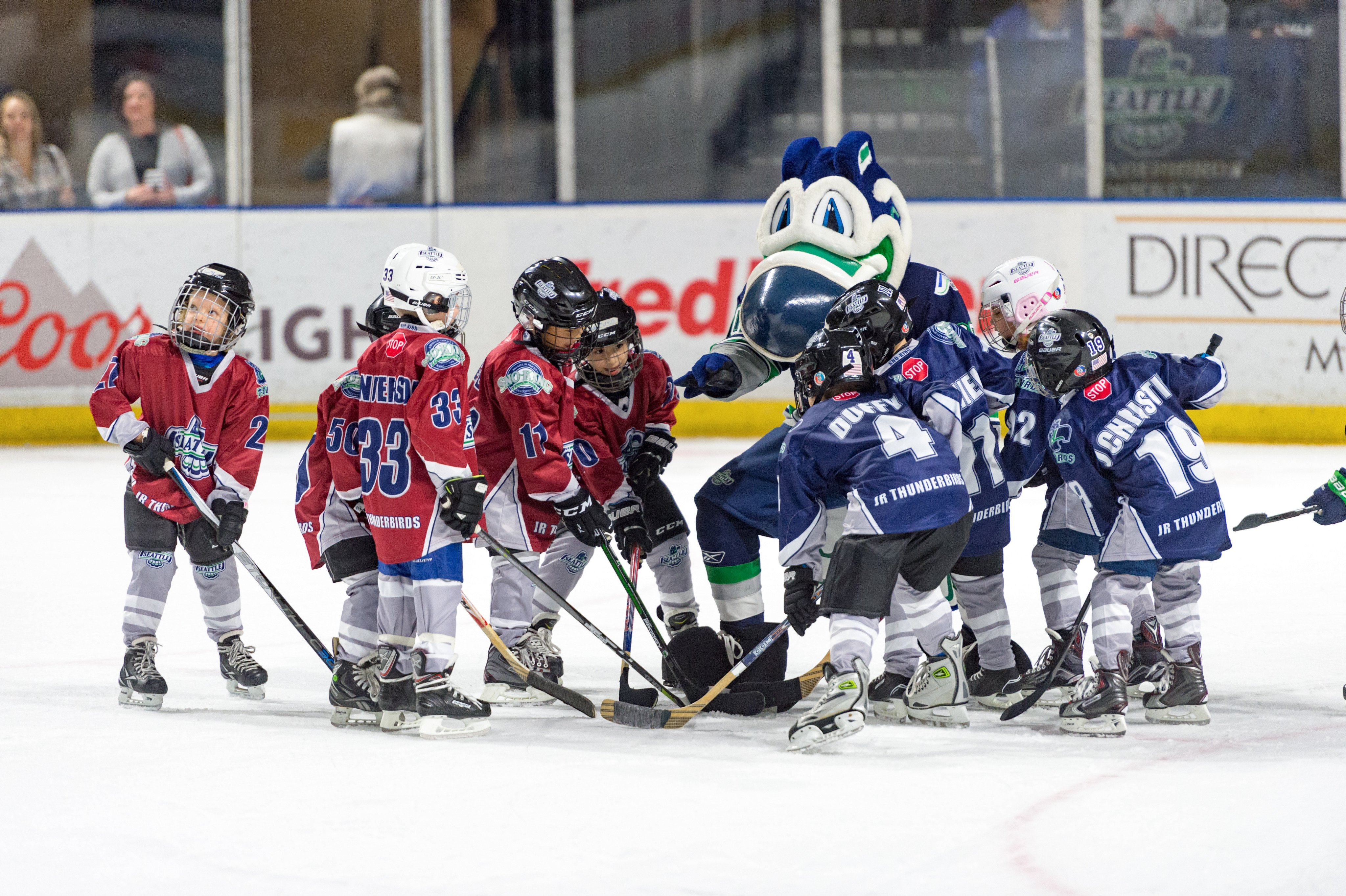 The Nhl S Arrival In Seattle Could Be A Boon For Local Youth Hockey