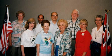 007Board of Directors 1995