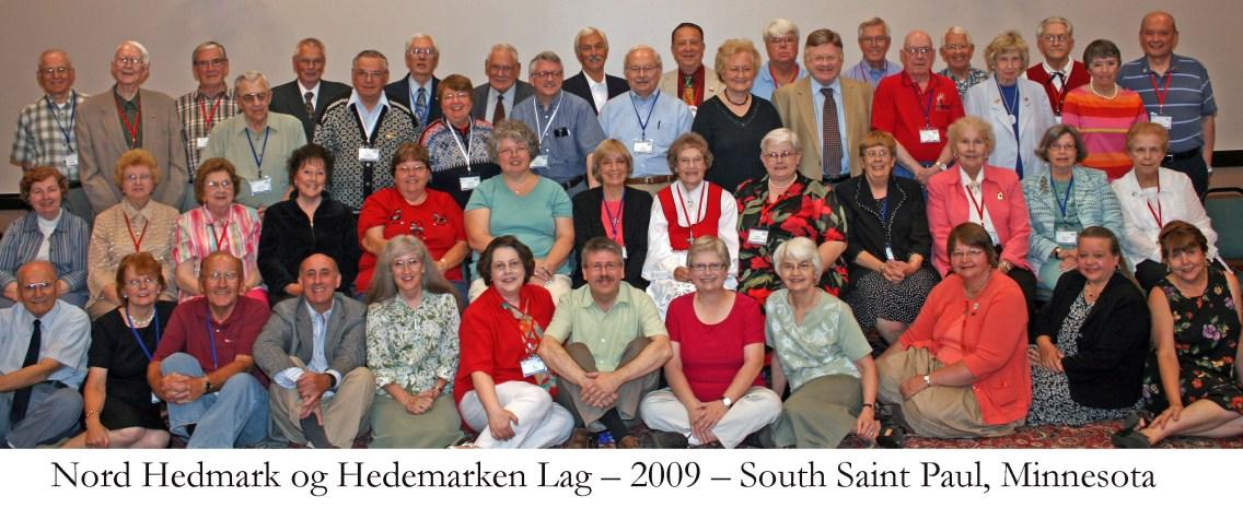 Nord Hedmark og Hedemarken Lag 2009 South Saint Paul Minnesota