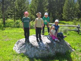 Teton Kids