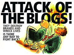Attack of the Blog