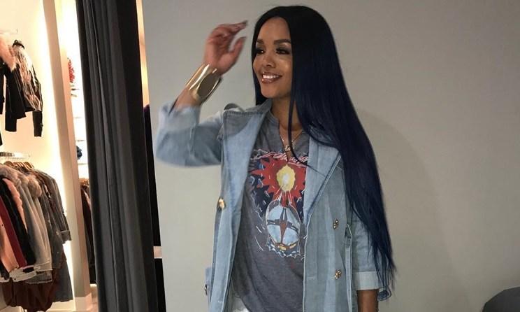 Rasheeda Frost New Hair Kirk