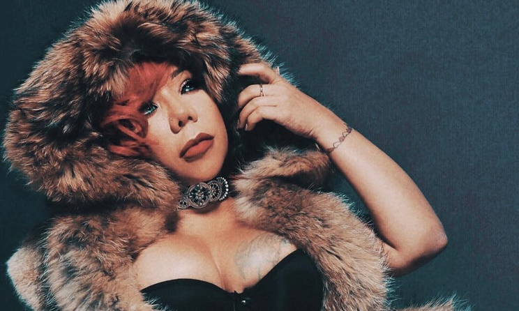 Tameka 'Tiny' Harris T.I. Xscape Photo Shoot
