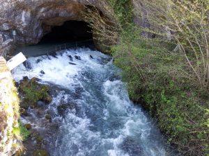 Les cours d'eau souterrains