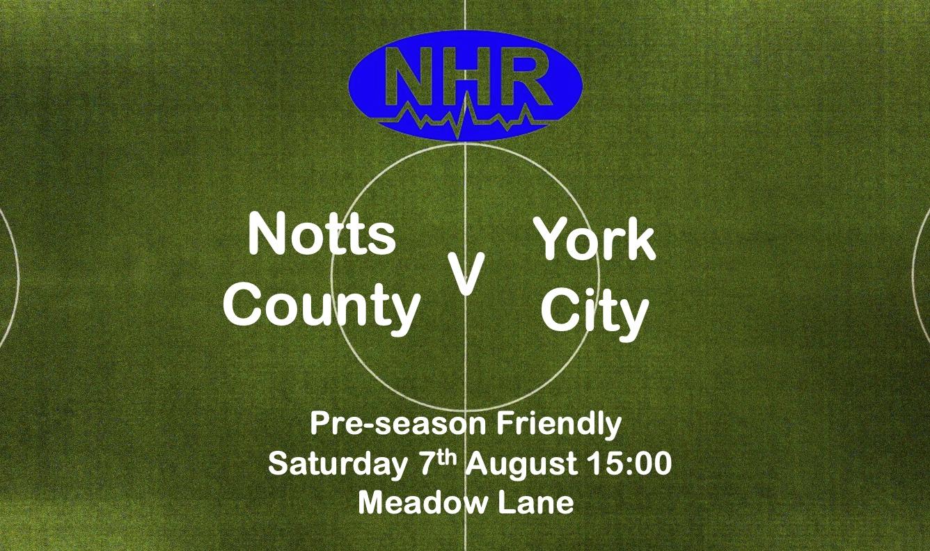 NCFC v York 070821