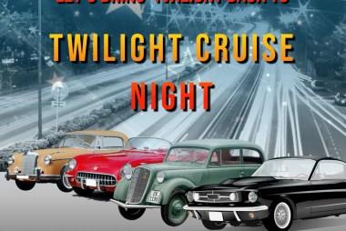 Twilight Cruise Nights