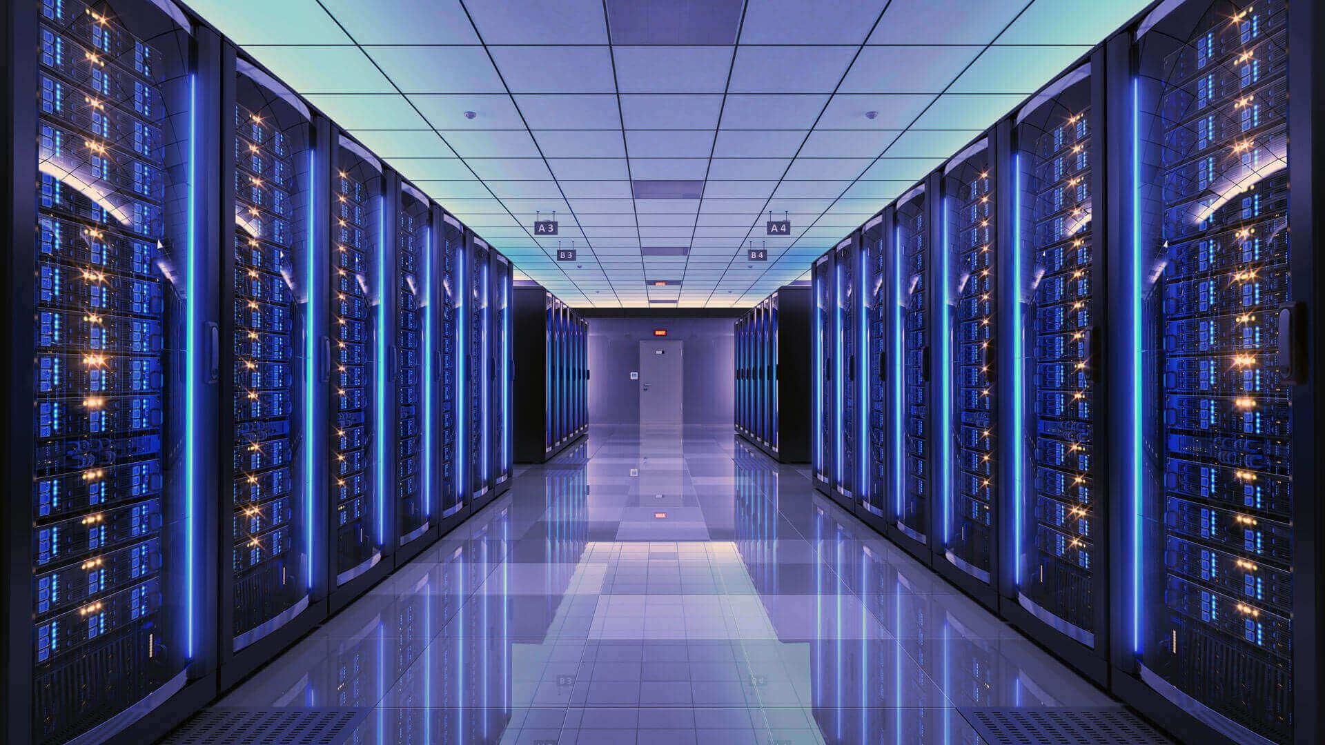 Testutrustning för dataserver - NH Research (NHR)