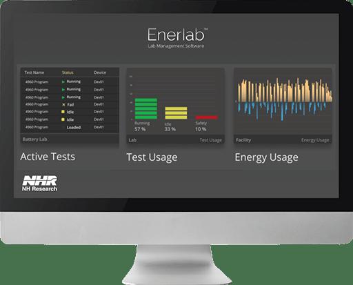 Enerlab 2 Desktop Dashboard - NH Research (NHR)