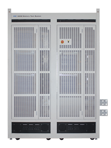 Sistema de prueba de descarga de carga de batería de alto voltaje y baja corriente serie 9220 - NH Research, Inc.