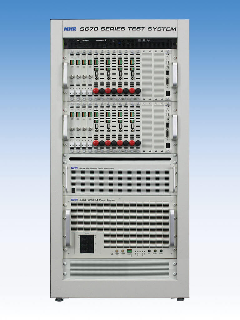 Multi Channel Test System