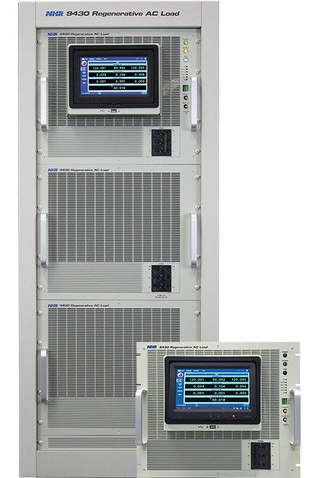 Regenerative AC Loads - NH Research, Inc. (NHR)