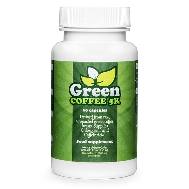 Green Coffee 5K - green coffee for weight loss