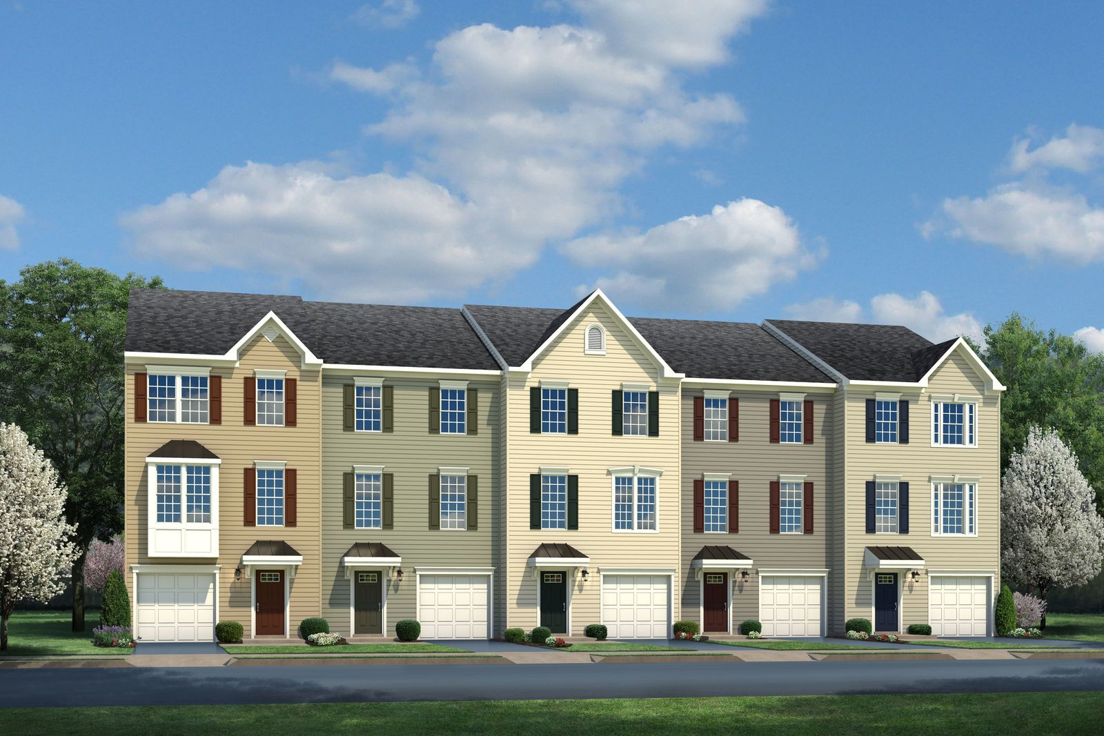 Wilderness Shores Townhomes
