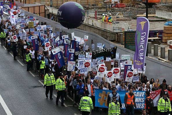 NursesProtest