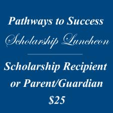 scholarship luncheon student ticket