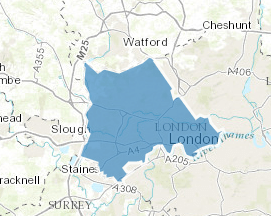27. North West London