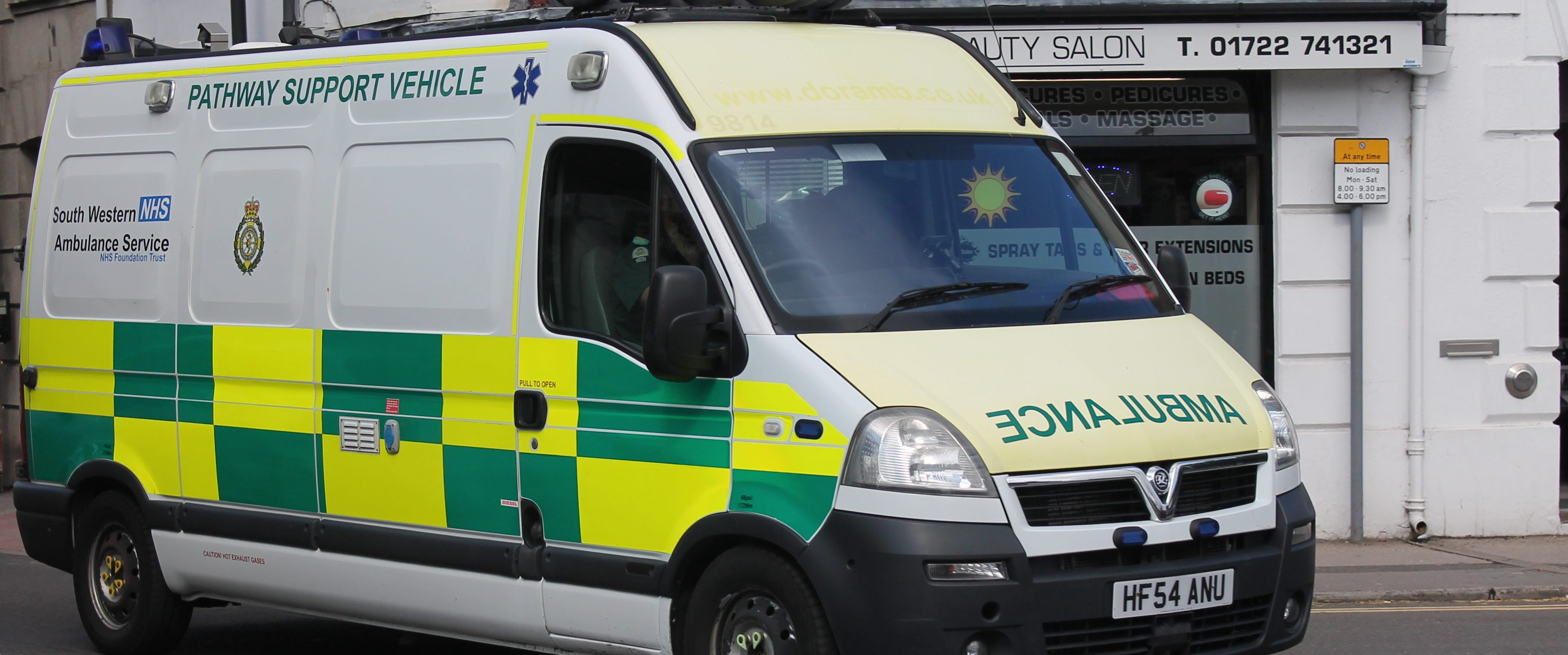 Patients wait twice as long for ambulances when they become
