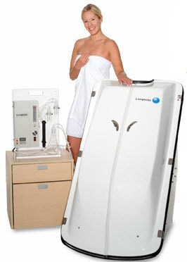 Oxygen Steam Sauna