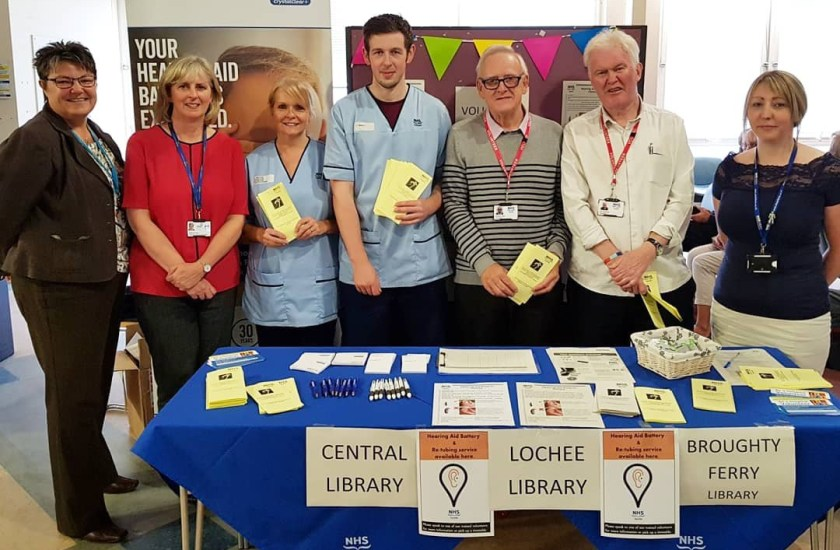MAIN Volunteers host drop-in event for hearing aid users (1)