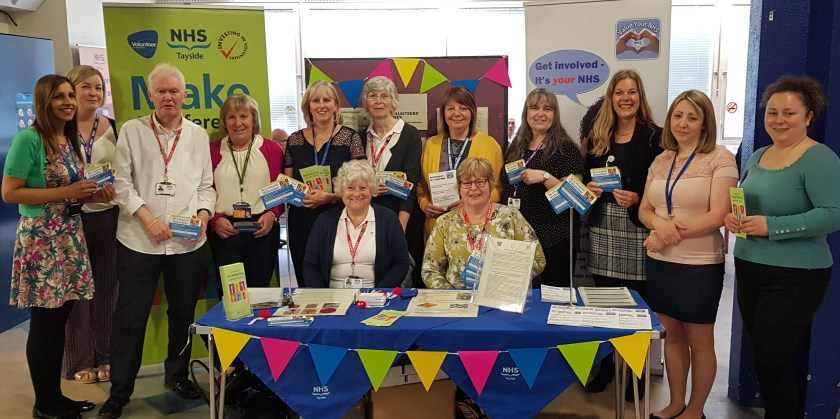 MAIN Celebrating volunteering in NHS Tayside (5)