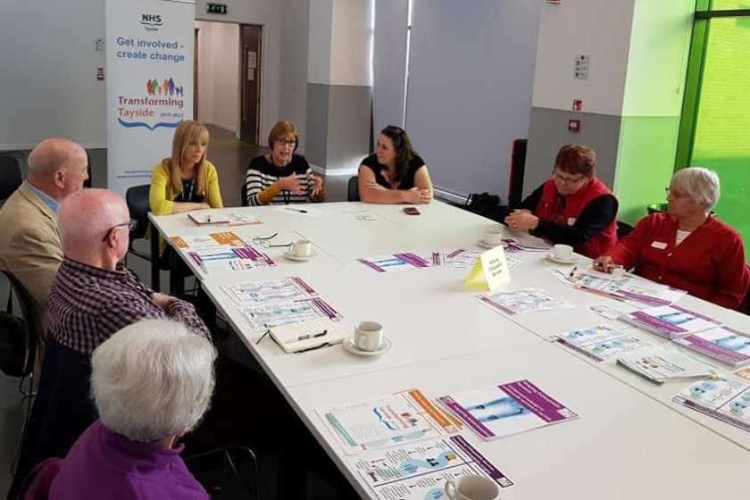 MAIN Transforming Tayside public event held in Dundee (2)