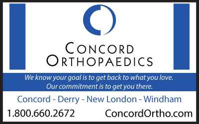 Presented by Concord Orthopaedics