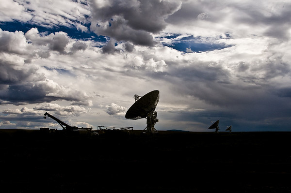 Science at the Edge of Human Scale: the Very Large Array