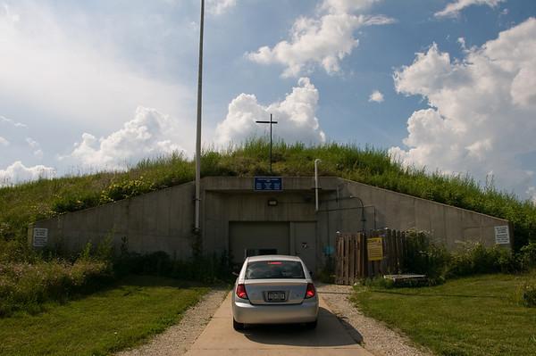MiniBooNEs hill-building.