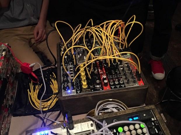 mugenkidou's modular synth