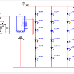 Christmas Lights Wiring Diagram Forums Civic Obd2b Light Circuit Schematic Solved Using 4060bt Discussion Series Simulation Png