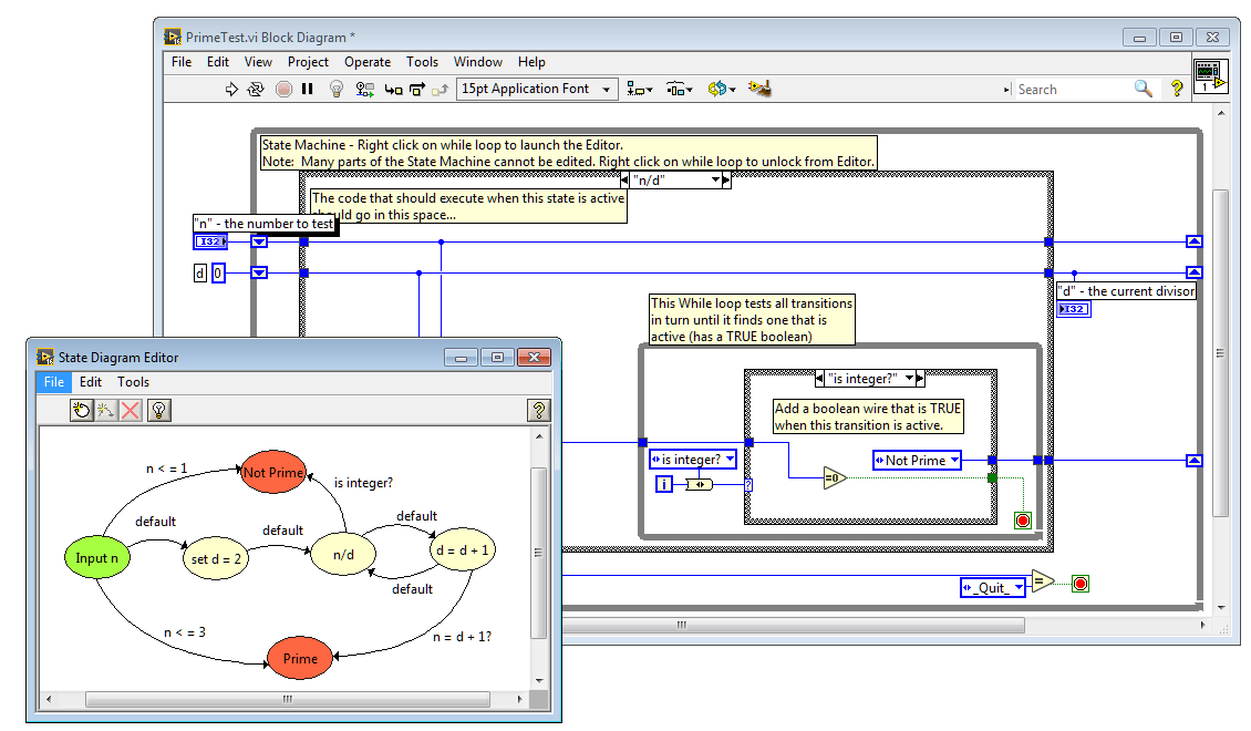 LabVIEW State Diagram Toolkit  NI Community  National