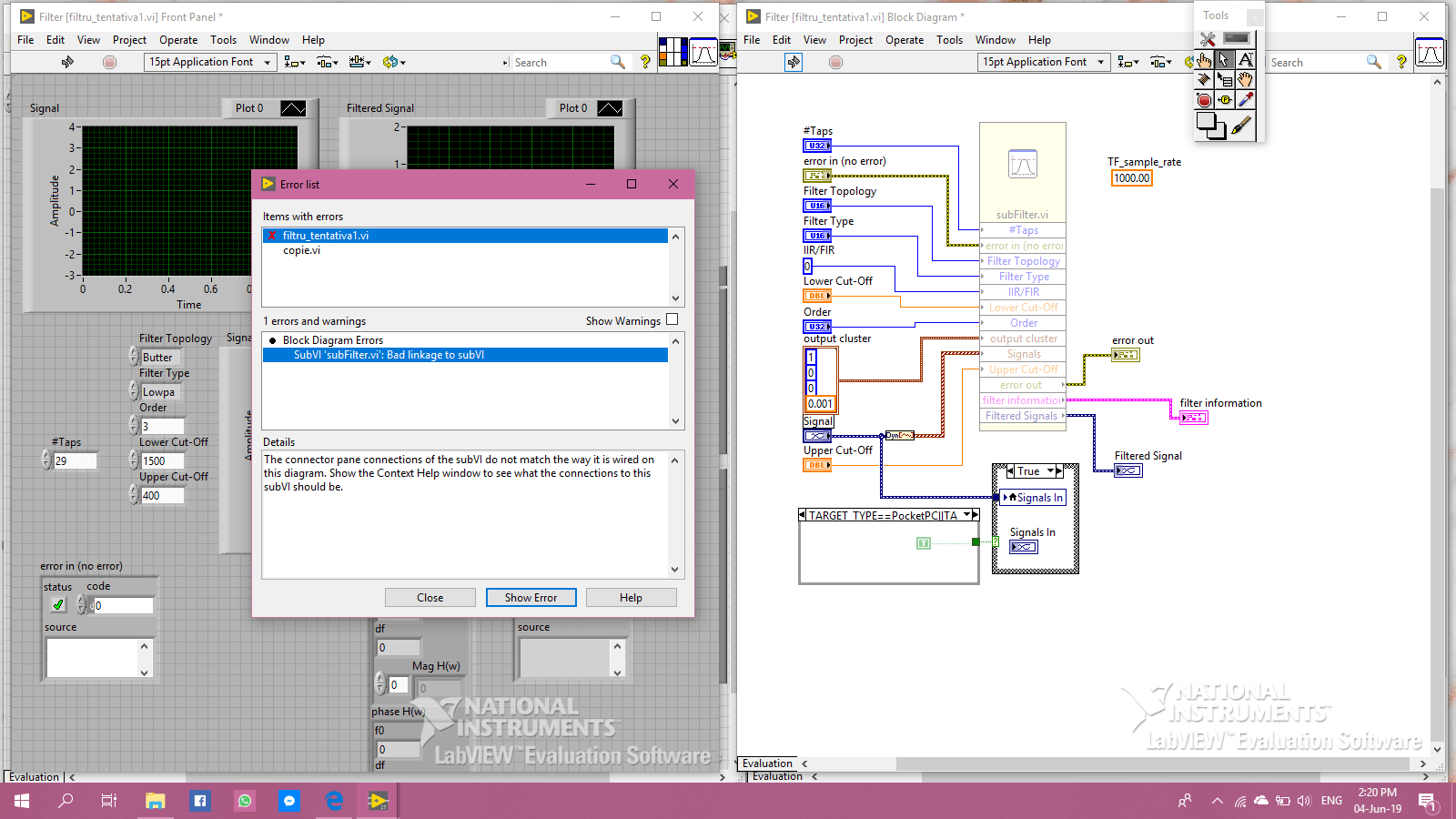 small resolution of labview