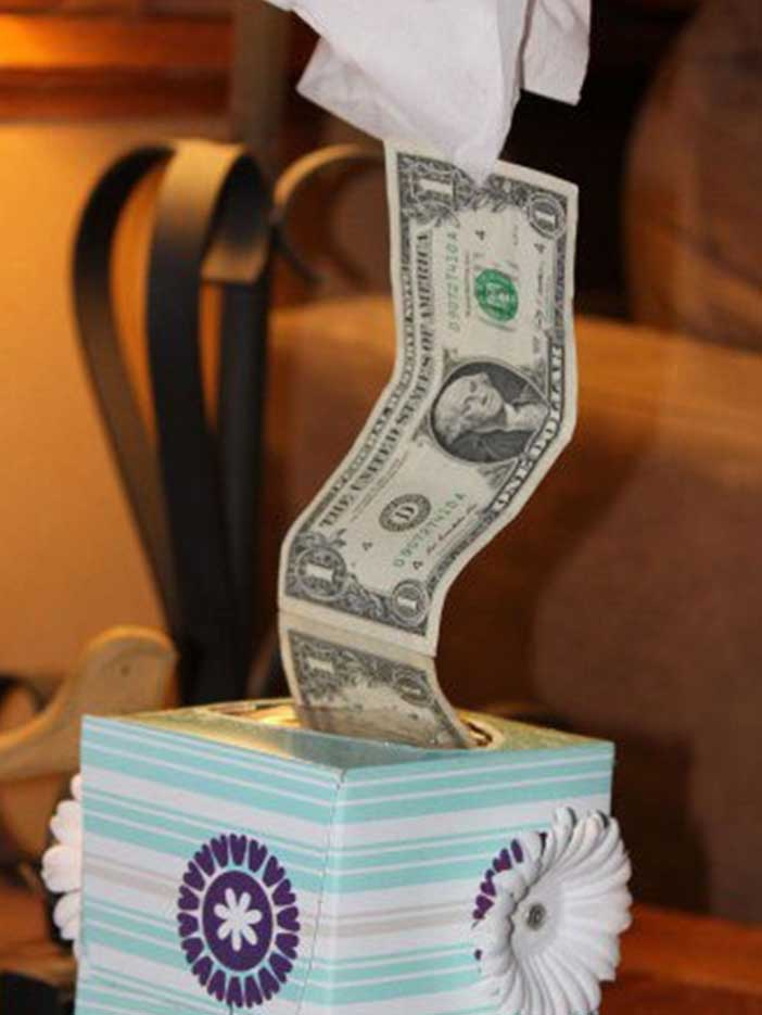 Creative Way To Give Money As A Gift At Christmas